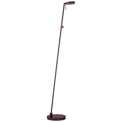 "George Kovacs Lighting P4304-631 George's Reading Room - 49.75"" 8W 1 LED Floor Lamp"