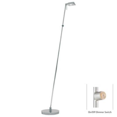 "George Kovacs Lighting P4314-077 50"" LED Pharmacy Lamp"