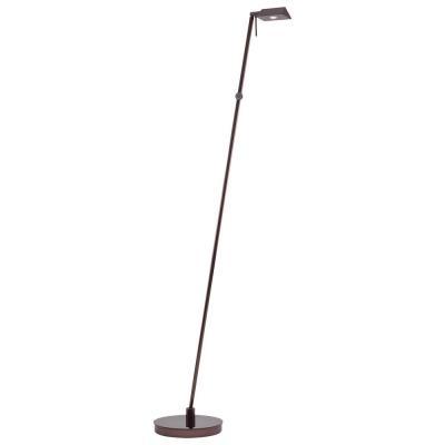 """George Kovacs Lighting P4314-631 George's Reading Room - 50"""" 8W 1 LED Floor Lamp"""