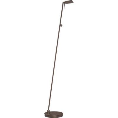 "George Kovacs Lighting P4314-647 George's Reading Room - 50"" 8W 1 LED Floor Lamp"