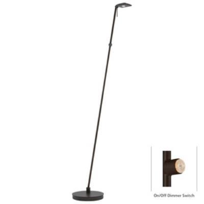 """George Kovacs Lighting P4324-647 George's Reading Room - 50"""" 8W 1 LED Floor Lamp"""