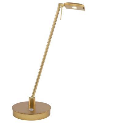 """George Kovacs Lighting P4326-248 George's Reading Room - 19"""" 8W 1 LED Table Lamp"""