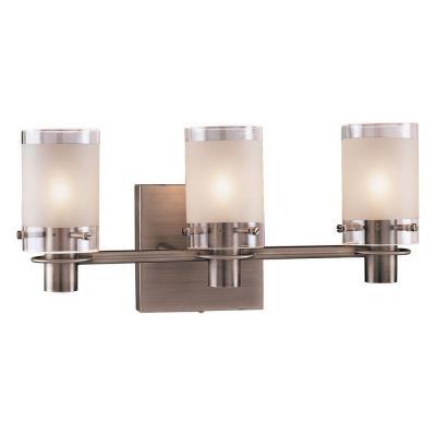 George Kovacs Lighting P5003-056 Chimes - Three Light Bath Vanity