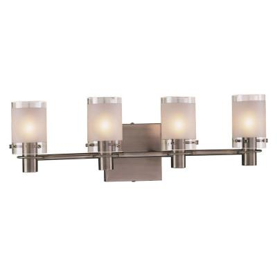 George Kovacs Lighting P5004-056 Chimes - Four Light Bath Vanity
