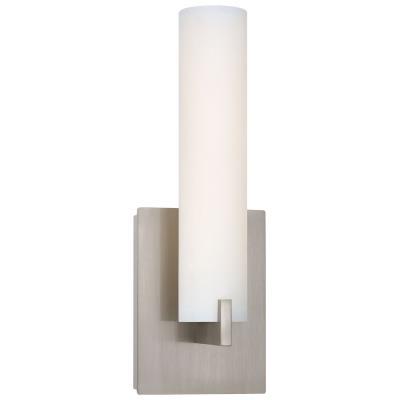 "George Kovacs Lighting P5040-084-L Tube - 13"" LED Wall Sconce"