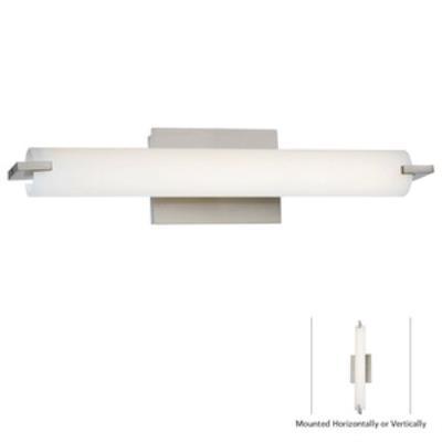 "George Kovacs Lighting P5044-084-L Tube - 20"" LED Wall Sconce"