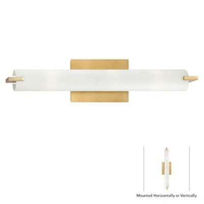 George Kovacs Lighting P5044-248 Tube - Three Light Wall Sconce