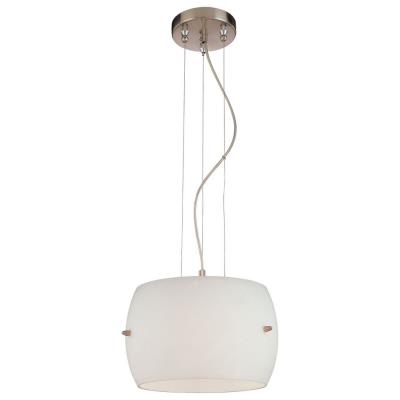 "George Kovacs Lighting P583-084 12.25"" Three Light Pendant"