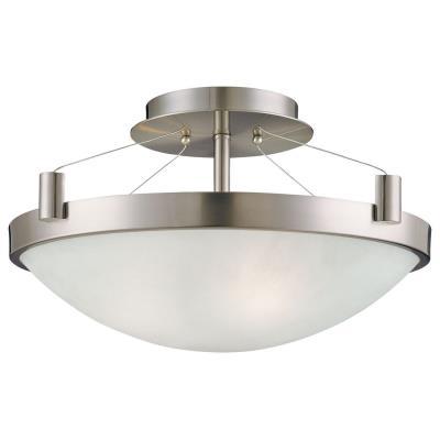 George Kovacs Lighting P591-084 Semi Flush Mount