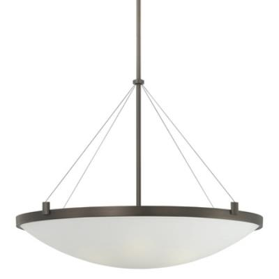 George Kovacs Lighting P593-647 Six Light Pendant