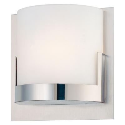 George Kovacs Lighting P5952-077 Convex - One Light Bath Vanity