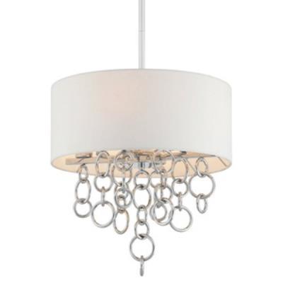 George Kovacs Lighting P612-5-077 Ringlets - Four Light Pendant