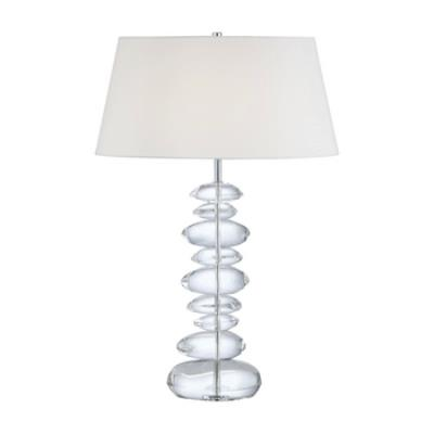 George Kovacs Lighting P725-077 Portables - One Light Table Lamp