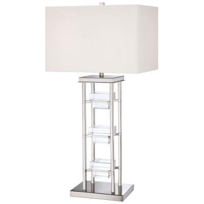 "George Kovacs Lighting P765-613 33.5"" Two Light Table Lamp"