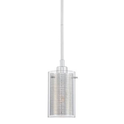 "George Kovacs Lighting P961-077 Grid - 20"" One Light Mini Pendant"
