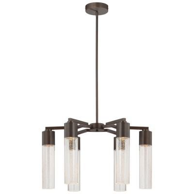 George Kovacs Lighting P975-647 Light Rain - Six Light Chandelier