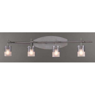 George Kovacs Lighting P5014-084 Contemporary Four Light Bath Fixture