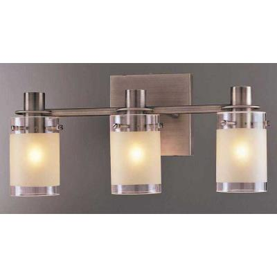 George Kovacs Lighting P5003-056 Contemporary Three Light Bath Fixture