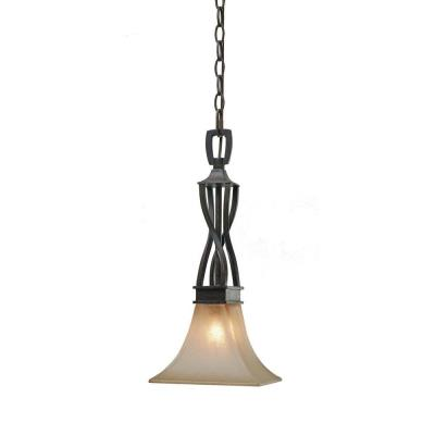 Golden Lighting 1850-NK1 RT Genesis -  Pendant Nook