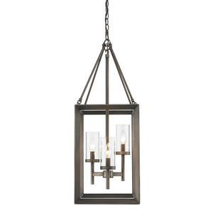 Olympia - Three Light Pendant