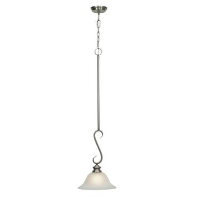Golden Lighting 6005-M1L PW Mini Pendant