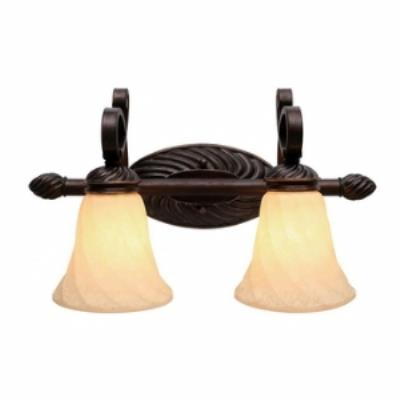 Golden Lighting 8106-BA2 Torbellino - Two Light Vanity Fixture