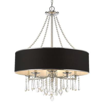 Golden Lighting 8981-5 GRM Echelon - Five Light Chandelier
