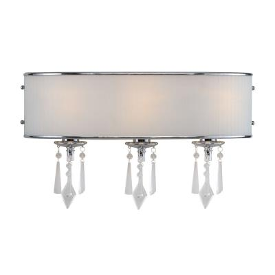 Golden Lighting 8981-BA3 BRI Echelon - Three Light Vanity