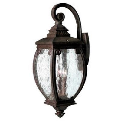Hinkley Lighting 1944FZ Forum Cast Outdoor Lantern Fixture