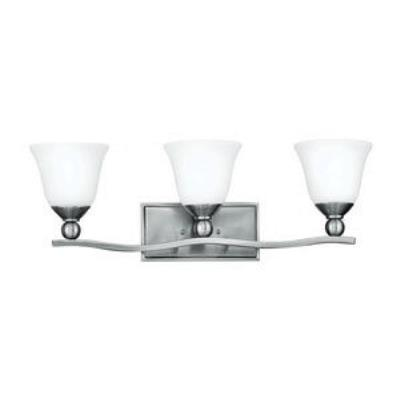 Hinkley Lighting 5893 Bolla - Three Light Bath Vanity