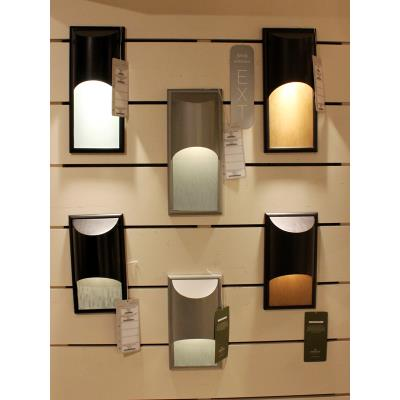 Hinkley Lighting 1830 Cascade - One Light Outdoor Medium Wall Mount