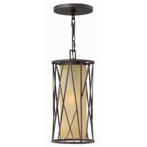 """Elm - 17.5"""" 15W 1 LED Outdoor Hanging Lantern"""