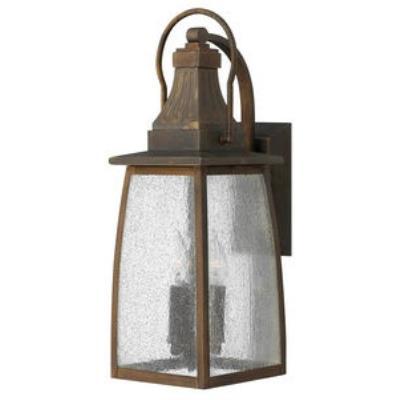Hinkley Lighting 1204SN-LED Montauk - LED Medium Outdoor Wall Mount