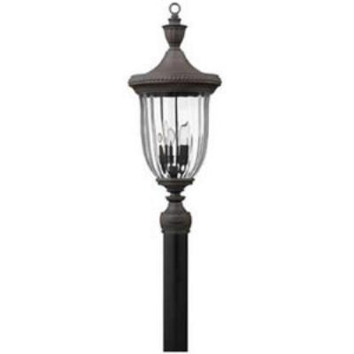 Hinkley Lighting 1241MN Oxford Collection Post