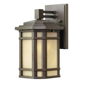 Cherry Creek - One Light Outdoor Small Wall Mount