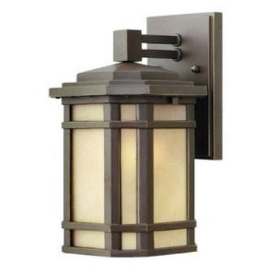 Hinkley Lighting 1270OZ-LED Cherry Creek - One Light Outdoor Small Wall Mount