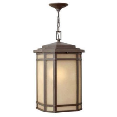 Hinkley Lighting 1272OZ-GU24 Cherry Creek - One Light Outdoor Hanging Lantern
