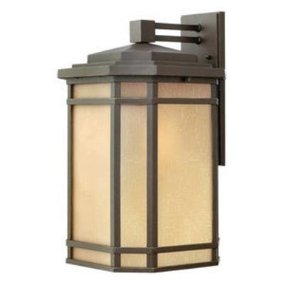 Hinkley Lighting 1275OZ Cherry Creek - One Light Outdoor Large Wall Mount