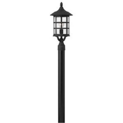 Hinkley Lighting 1801BK Freeport - One Light Large Post