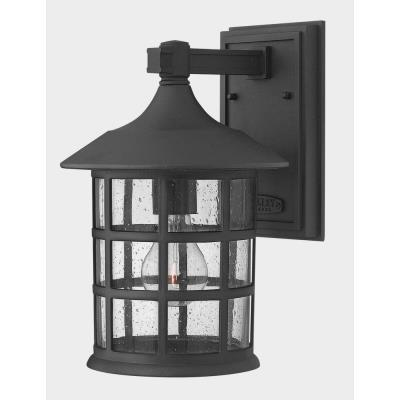 Hinkley Lighting 1804BK Freeport - One Light Medium Outdoor Wall Mount