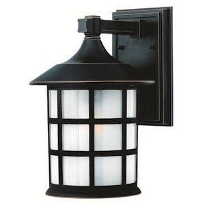 Freeport - One Light Outdoor Medium Wall Lantern