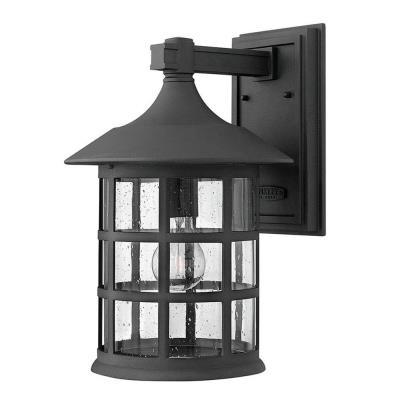 Hinkley Lighting 1805BK Freeport - One Light Large Outdoor Wall Mount