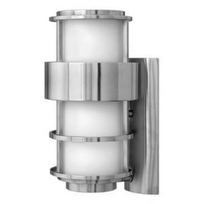 Hinkley Lighting 1904SS Saturn - One Light Outdoor Wall Sconce