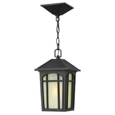 Hinkley Lighting 1982OZ Cedar Hill - One Light Outdoor Hanging Lantern