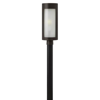 Hinkley Lighting 2021BZ Solara - One Light Post