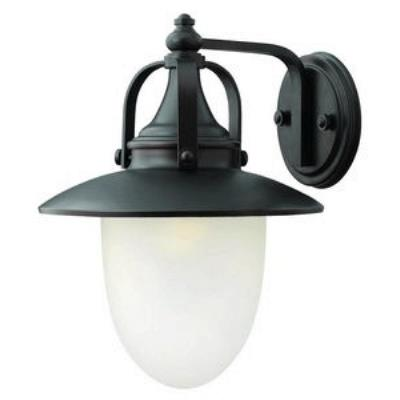 Hinkley Lighting 2084SB-LED Pembrook - One Light Outdoor Large Wall Mount