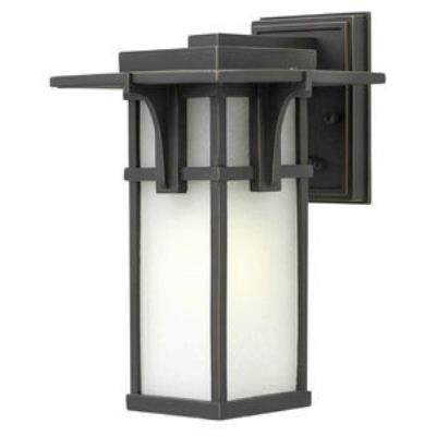 Hinkley Lighting 2230OZ Manhattan - One Light Small Outdoor Wall Mount