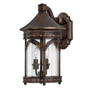Lucerne - LED Small Outdoor Wall Mount