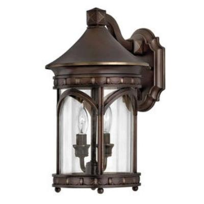 Hinkley Lighting 2310CB-LED Lucerne - LED Small Outdoor Wall Mount