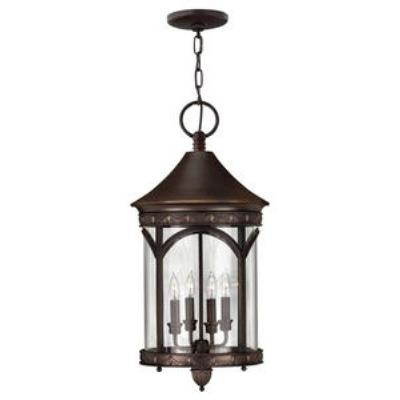Hinkley Lighting 2312CB-LED Lucerne - LED Outdoor Hanging Lantern